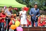 Uroczyste otwarcie placu zabaw przy Przedszkolu nr 2 w Złotowie [ZDJĘCIA]