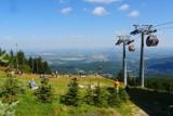 Sky Walk w Świeradowie- Zdroju ma konkurencje. Czerniawska Kopa, Sępia Góra czy Stóg Izerski. Stąd widoki są równie piękne