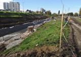 Strategiczna inwestycja Krakowa. Trwa budowa linii tramwajowej na Górkę Narodową [NOWE ZDJĘCIA]