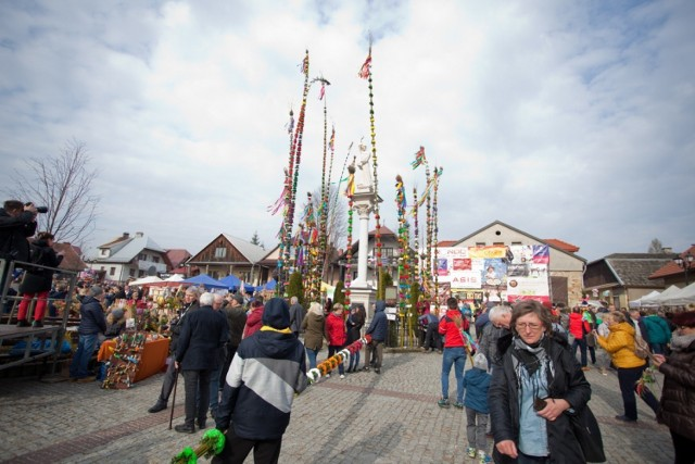 Konkurs palm w Lipnicy Murowanej w 2019 roku