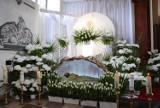 Wielkanoc 2019: Groby Pańskie w kościołach powiatu międzychodzkiego [ZDJĘCIA]