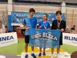 Badmintoniści z Władysławowa skończyli obóz sportowy, potem pojechali na turniej do Sianowa. Marta Czajka  i Paweł Oberzig z medalami