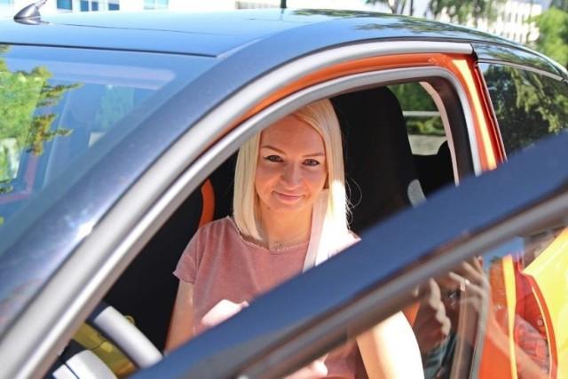 Poprzednią loterię wygrała pani Ula. Nagrodą główną był wtedy samochód Toyota Aygo.