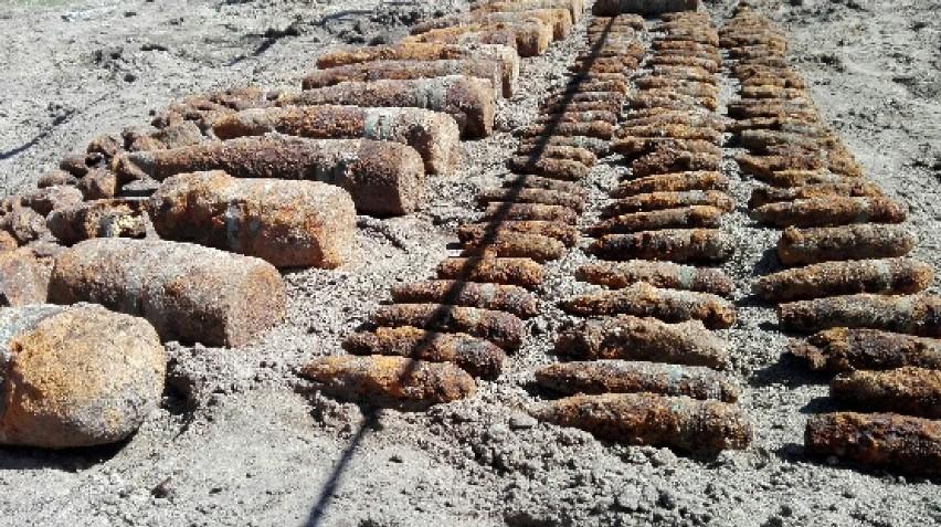 Dębogórze: 160 niewybuchów na placu budowy