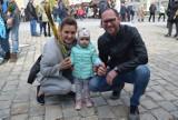 Święcenie palm na lubińskim rynku [ZDJĘCIA]