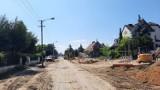 Remont ulicy Częstochowskiej w Kaliszu. Do końca roku droga ma być przejezdna... ZDJĘCIA