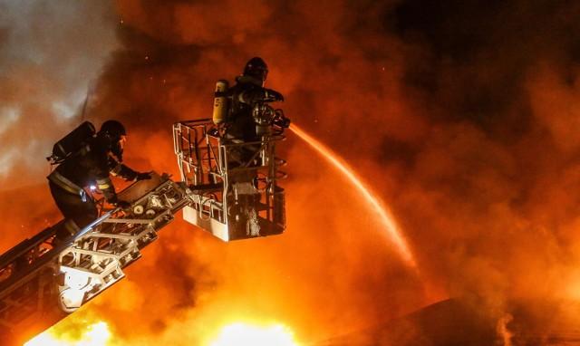 Dzień strażaka w Chocianowie