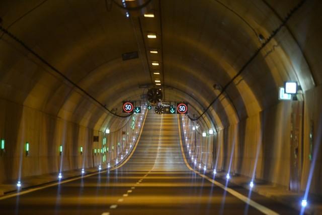 Utrudnienia w tunelu pod Martwą Wisłą, 7-11 listopada 2019.