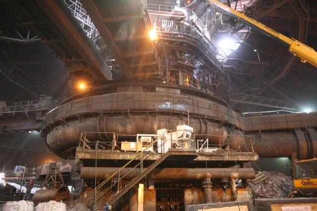 Dziś działa wielki piec w oddziale ArcelorMittal Poland w Dąbrowie Górniczej, który został wyremontowany w 2018 roku