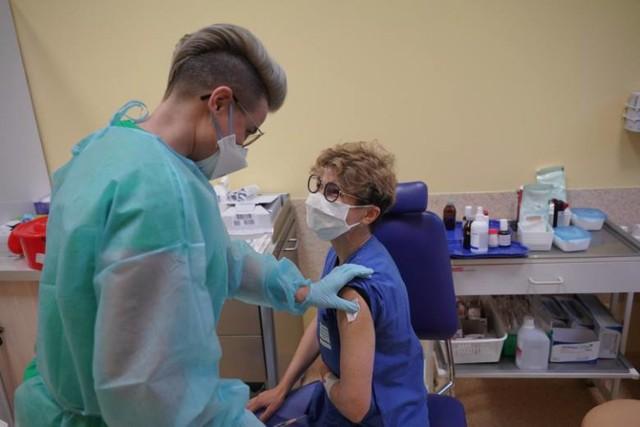 Na terenie powiatu brodnickiego utworzono osiem punktów szczepień