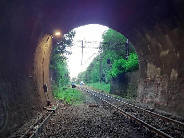 Najstarszy tunel kolejowy w Polsce leży w Rydułtowach na  Śląsku. Ma 727 metrów.