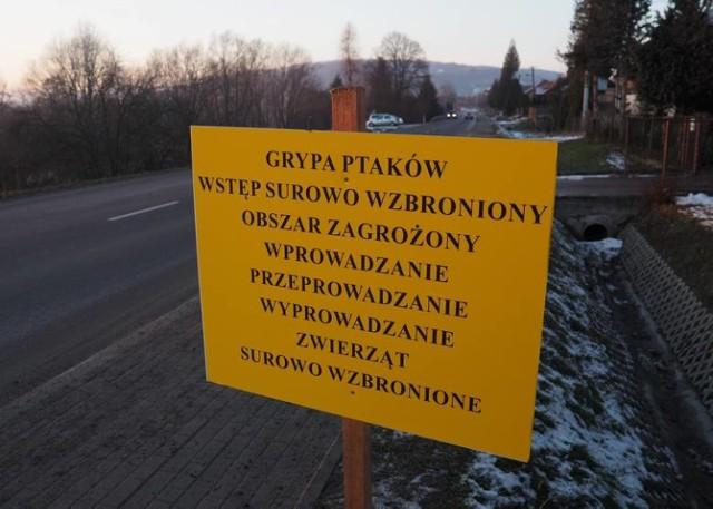 Pilne. Ptasia grypa dotarła do gminy Warta!