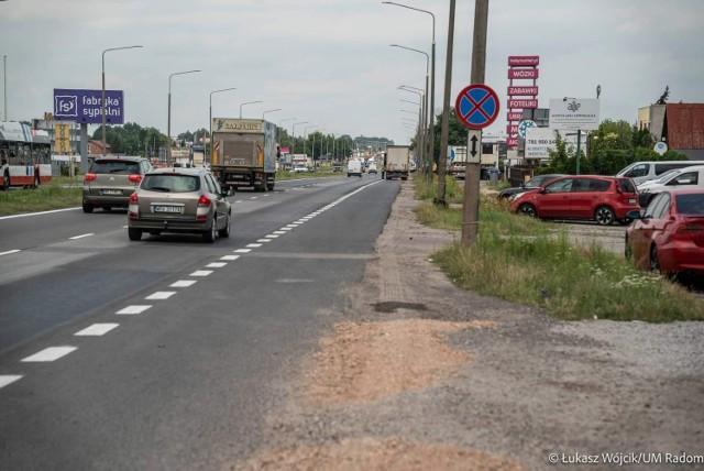Najkosztowniejsza będzie przebudowa ulicy Warszawskiej, miasto do rządowego Polskiego Ładu składa wniosek o 80 milionów złotych dotacji na to zadanie.