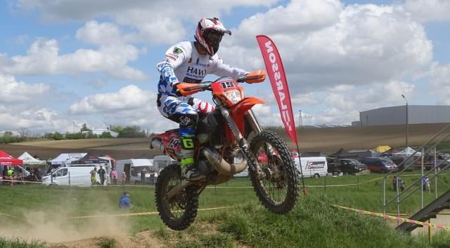 Zawody motocrossowe trwały dwa weekendowe dni Chełmnie