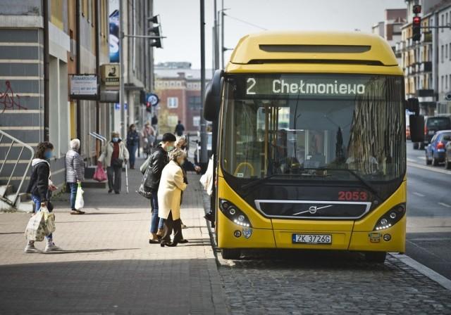 W środę przejazdy komunikacją miejską w Koszalinie będą darmowe.