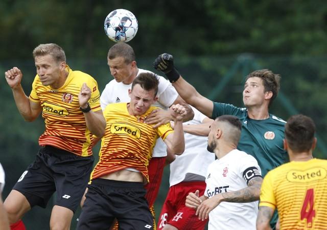 ŁKS Łódź nie może doczekać się meczu z  Tychami. W drużynie panuje optymizm