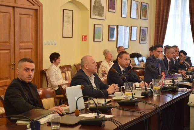 Ostatnia sesja rady miejskiej w trybie stacjonarnym - luty 2020 roku.