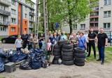 Mieszkańcy Sosnowca sprzątają miasto już kolejny tydzień. W sobotę sprzątano na Starym Sosnowcu oraz Klimontowie