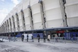 Na Stadionie Miejskim w Poznaniu brakuje rąk do pracy. Poszukiwani wolontariusze! Wykonuje się tam 1000 szczepień dziennie