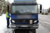Ciężarówka miała przewozić 1450 litrów materiałów zapalnych. Było tylko 600 litrów. Gdzie zniknęła reszta?