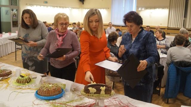 Konkurs na babę wielkanocną w Ornontowicach
