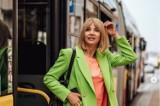 Grażyna Wolszczak promuje przejazdy komunikacja zbiorową. Stołeczny radny ma wątpliwości czy Warszawa powinna zatrudniać influencerów