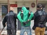 Trąbki Wielkie. 24-latek aresztowany za posiadanie znacznej ilości narkotyków