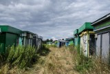 Cmentarzysko Kiosków Ruchu. Tajemnicza wyspa opuszczonych kiosków położona 100 kilometrów od Warszawy