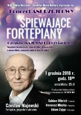 Koncert andrzejkowy w Domu Kultury w Koszęcinie. Będą Śpiewające Fortepiany, czyli Czesław Majewski i Przyjaciele