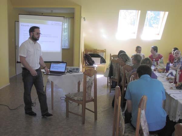 Podczas konferencji swoimi spostrzeżeniami podzielili się także goście z zagranicy