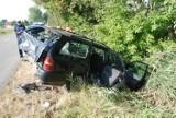 Dziewięć Włók: Jedna osoba ranna w wypadku [FOTO]