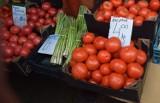Ceny owoców i warzyw na targowisku w Szydłowcu [ZDJĘCIA]