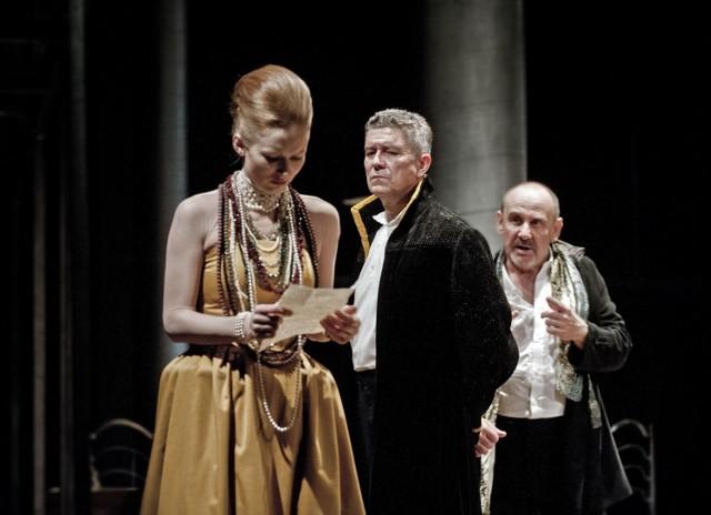 Hamlet, tetar Współczesny