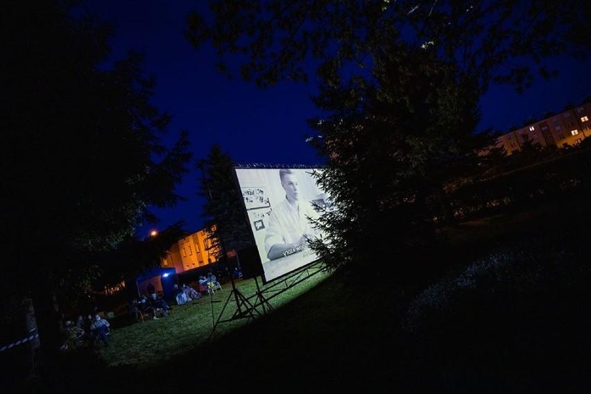 Kino plenerowe w Darłowie