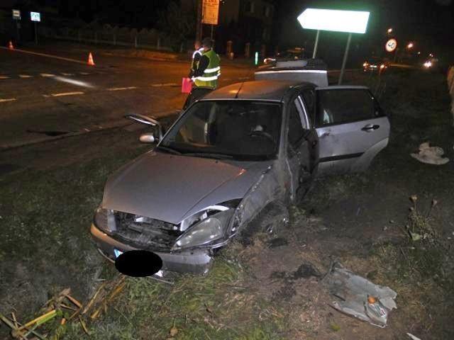 W nocy z 15 na 16 października dwóch kierowców uciekało przed ...