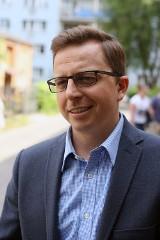Dariusz Joński w Urzędzie Pracy