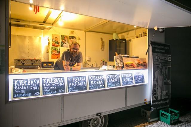 I Zlot Food Trucków w Mysłowicach