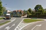 Limanowa. Rozpoczęła się przebudowa skrzyżowania na rondo w ciągu DK 28 w centrum miasta. To spore utrudnienia dla kierowców