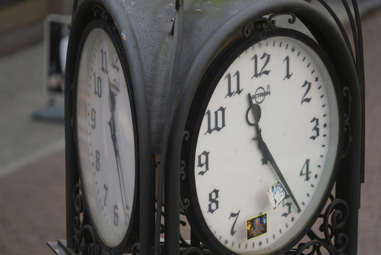 kiedy przestawiamy czas