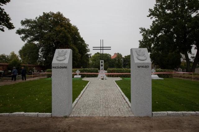 Żołnierze zostaną pochowani na cmentarzu komunalnym przy ul. Kcyńskiej, na nowo wybudowanej Kwaterze Żołnierzy Wyklętych