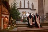 Pasterka w kościele św. Floriana w Kolbudach. Tak wyglądała pasterka w reżimie sanitarnym | ZDJĘCIA