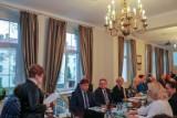 Pierwsza sesja Rady Miejskiej w Lublińcu. Radni wybrali już przewodniczącego i wiceprzewodniczącego ZDJĘCIA