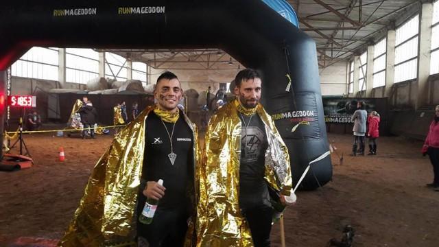 Poundoutgear Team na Runmageddon