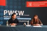 Nowy kierunek w PWSW w Przemyślu. Na takim sprzęcie uczą się studenci [ZDJĘCIA]