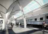 Dworzec PKP w Gliwicach - metamorfoza [WIZUALIZACJE]