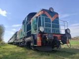 Pociąg turystyczny TurKol odwiedził Łomżę [zdjęcia]