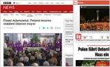 """""""Ogłuszona i zrozpaczona Polska żegna prezydenta Gdańska"""". Światowe media komentują pogrzeb Pawła Adamowicza"""