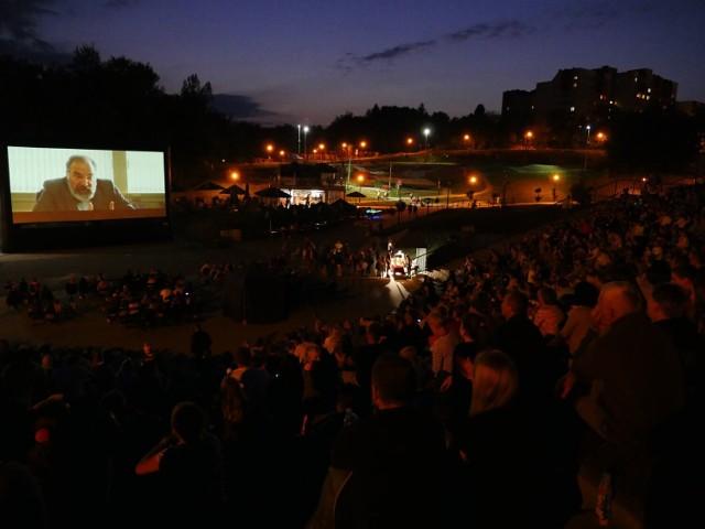 Do parku rozrywki wraca Plenerowe Letnie Kino