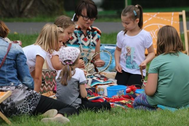 Park Wrocławski Lubin: Letnie weekendy spędzaj z dziećmi w parku