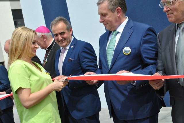 W ub. roku nastąpiło otwarcie nowej części szpitala w Brodnicy. Po reformie niektóre oddziały i poradnie mogą mieć problem z finansowaniem.